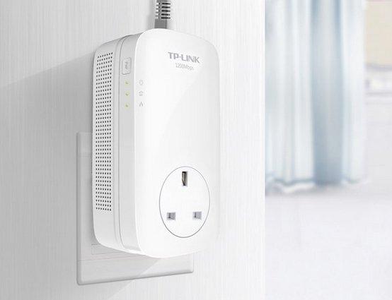 TP-Link AV1200 Gigabit Powerline adapters home network