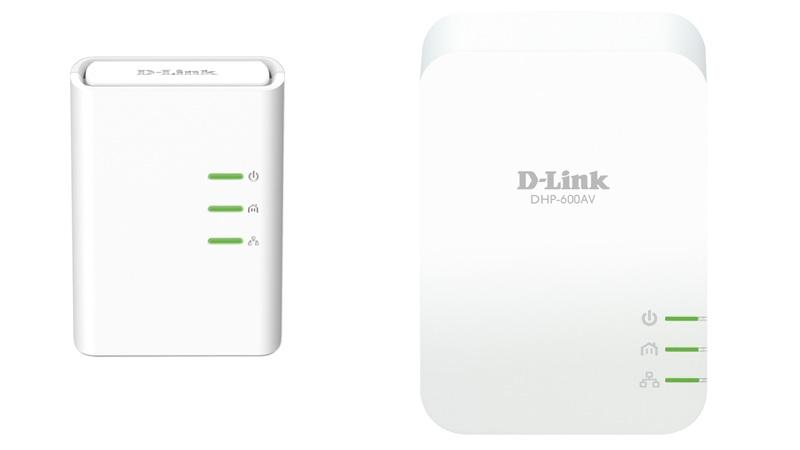 D-Link AV2 1000 HD Powerline adapters