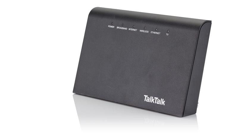 TalkTalk Super Router (2015)