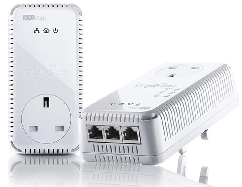 Devolo dLAN 500AV Wireless+ Starter Kit