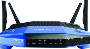 Linksys WRT AC3200 dual band router