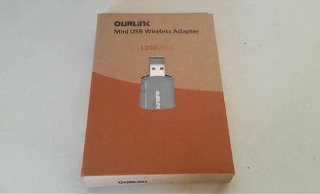 Glam Hobby Ourlink Mini Wireless USB 802.11ac Adapter